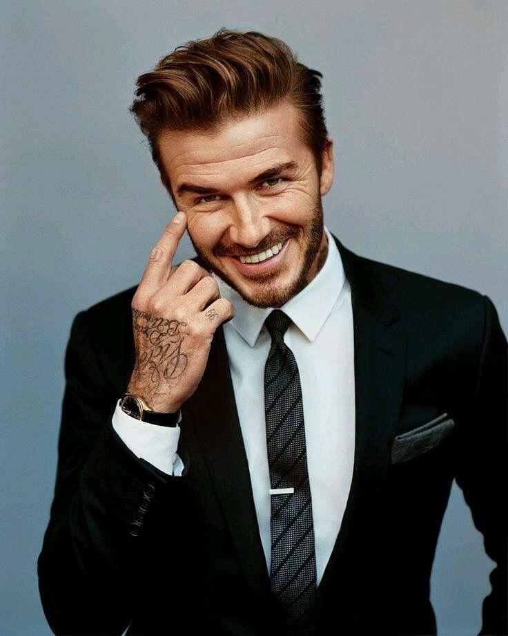 más sexy del mundo David Beckham 2015