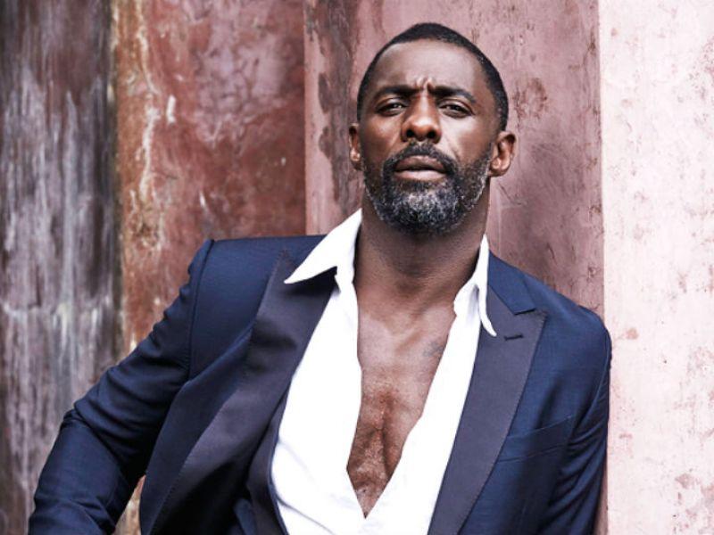 más sexy del mundo Idris Elba 2018