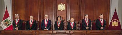 Magistrado Tribunal Constitucional