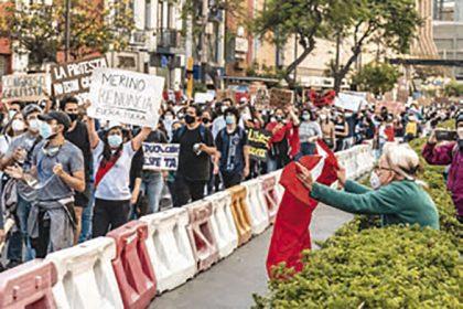 Crisis política constitución Perú