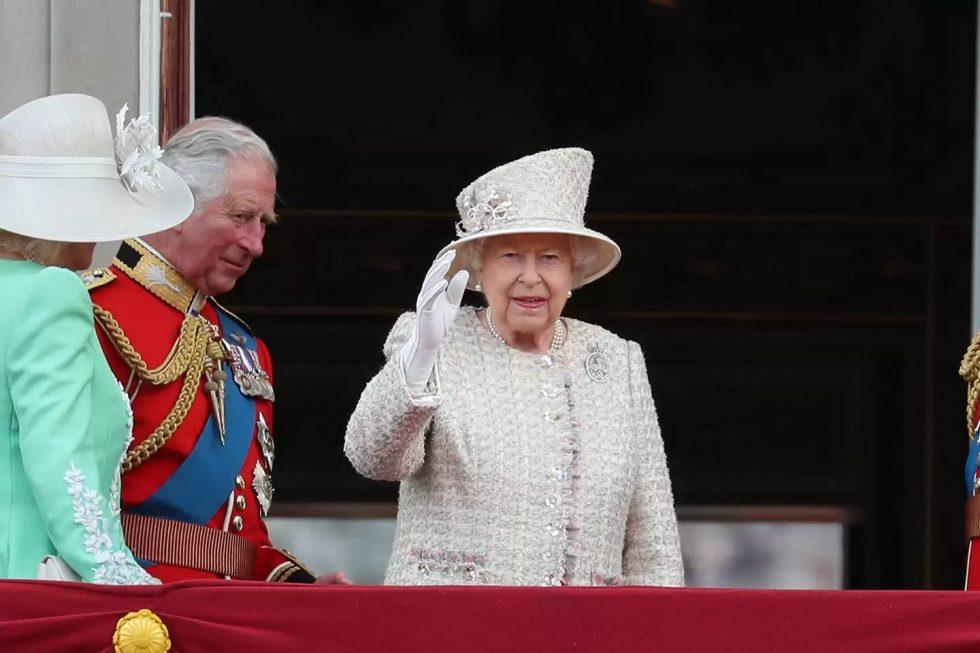 Palacio de Buckingham sirviente de la reina 3