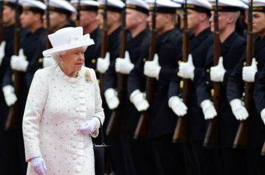 sirviente de la reina elizabeth ii robo palacio de buckingham