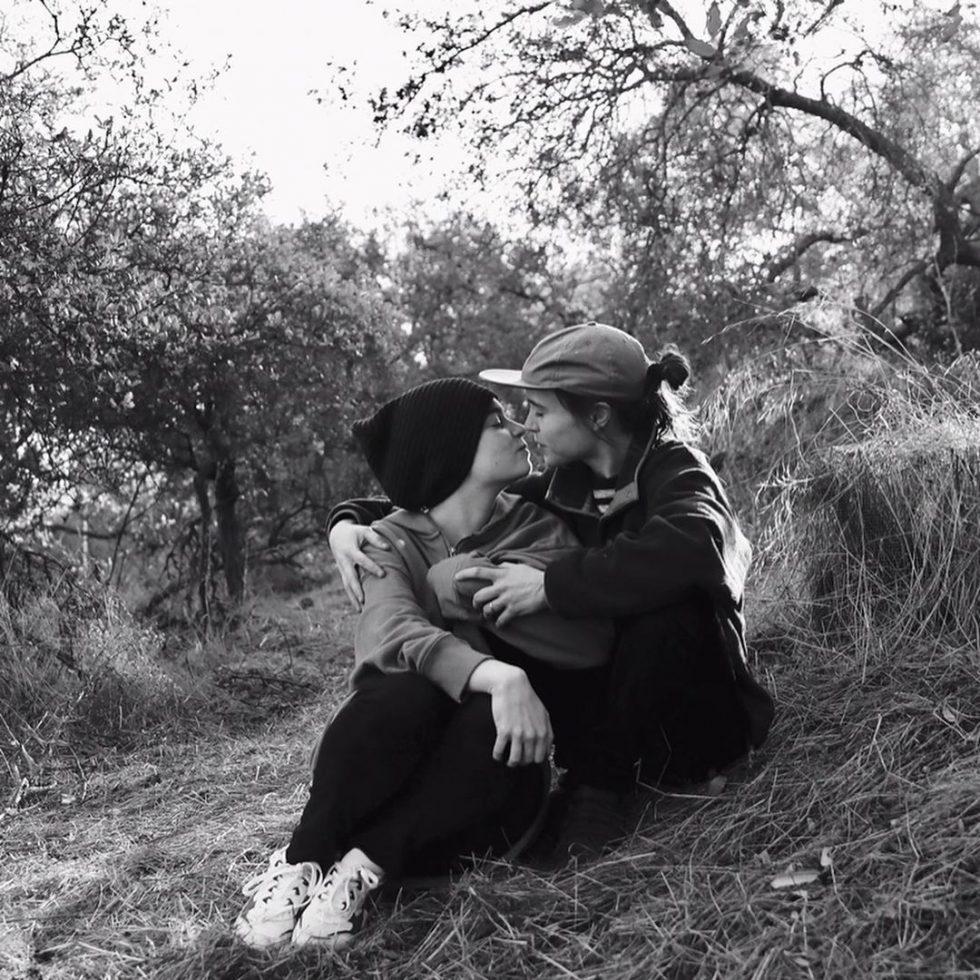 Ellen Page Elliot Page Juno transgénero 1
