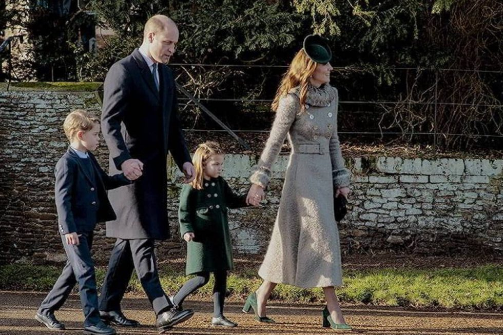 reina Elizabeth II Navidad Windsor 3