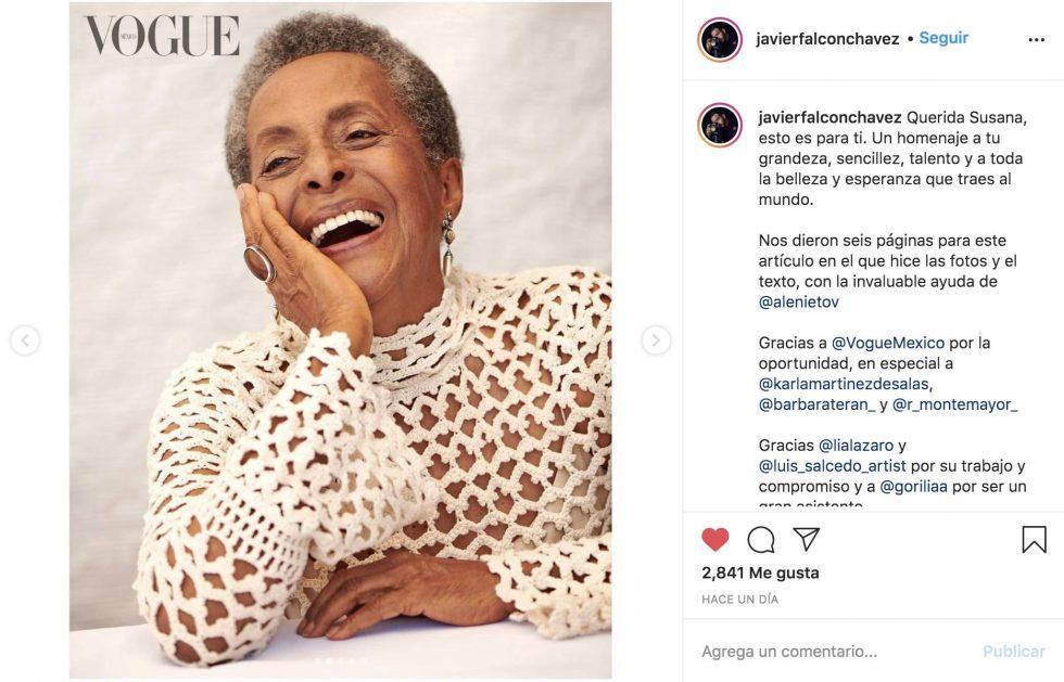 Susana Baca Vogue 1