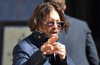Juicio Johnny Depp