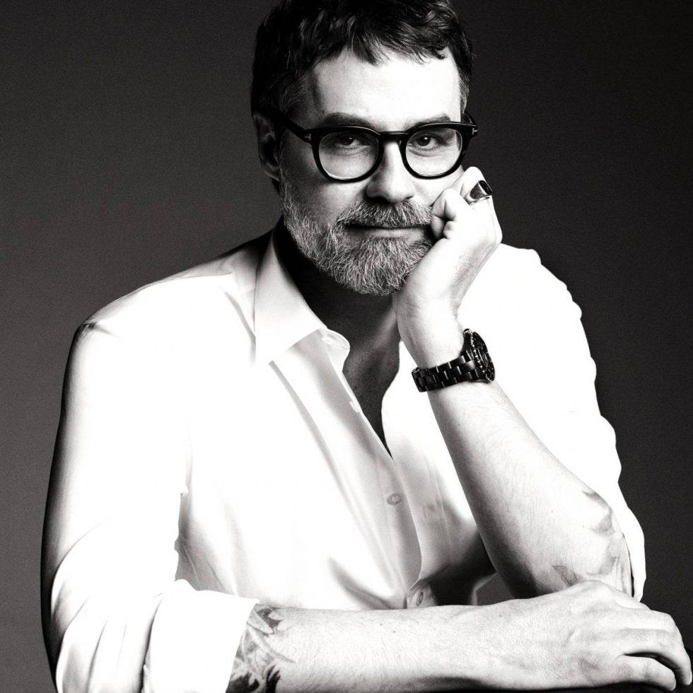 Thomas Du Pre de Saint Maur Chanel Nº5
