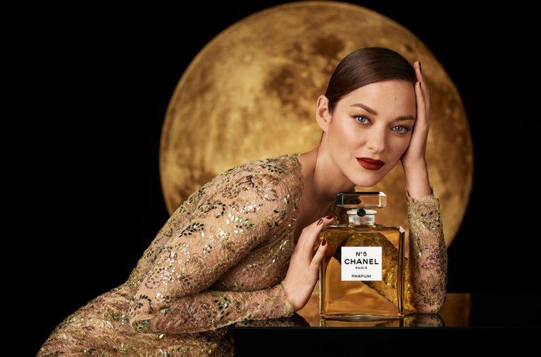 Chanel Nº5 Marion Cotillard 2020 1