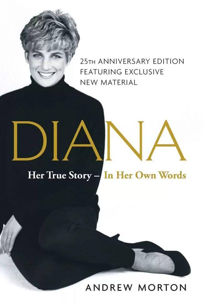 Princesa Diana Libro The Crown 5