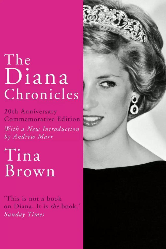 Princesa Diana Libro The Crown 4