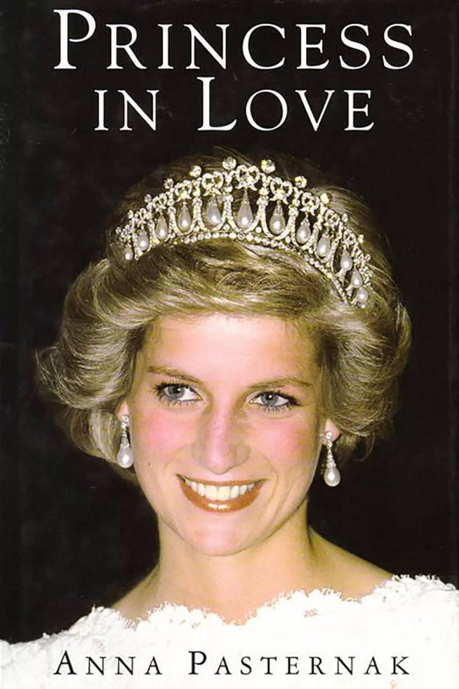 Princesa Diana Libro The Crown 1