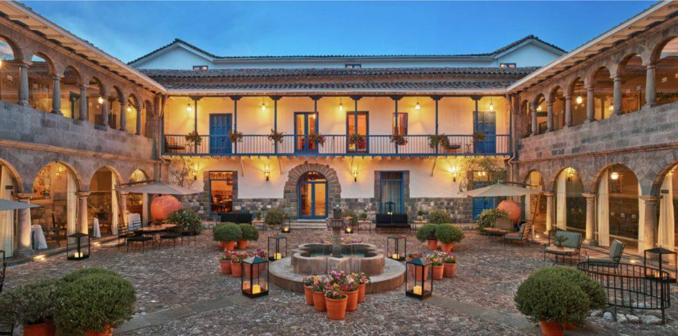 Ano Nuevo en Cusco Palacio del Inka Hotel Libertador 4