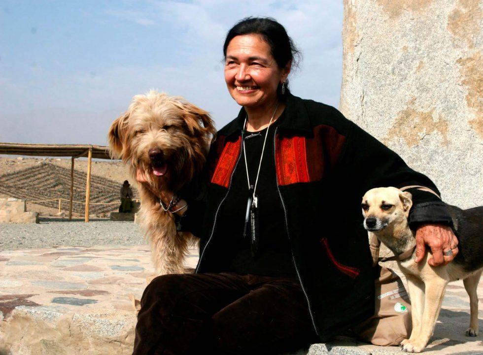 Ruth Shady Caral Perú 1