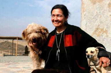 Ruth Shady Caral Peru 2020