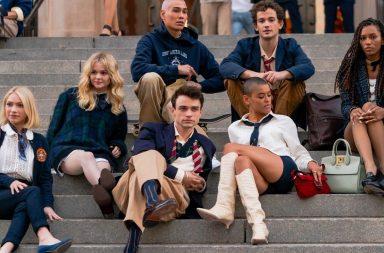 Primer vistazo al cast del reboot de la serie Gossip Girl