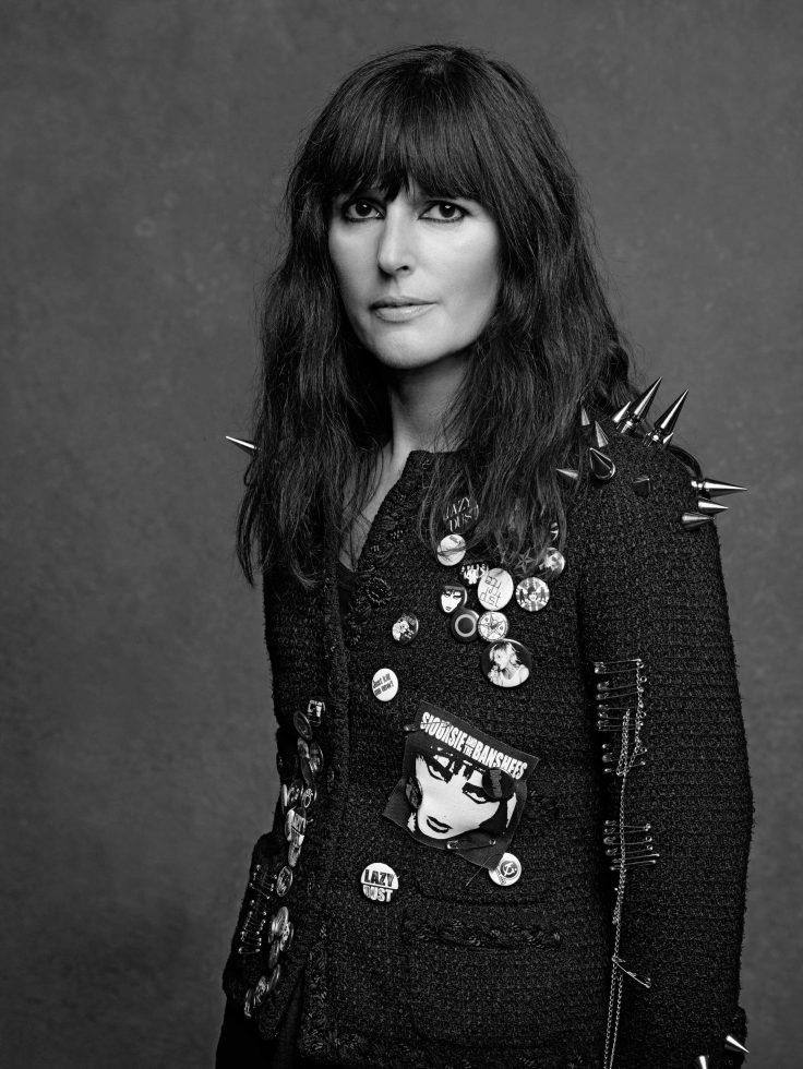 Virginie Viard, directora creativa de Chanel