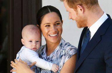 Meghan embarazada
