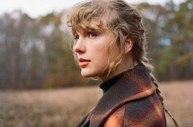 Nuevo álbum de Taylor Swift, Evermore