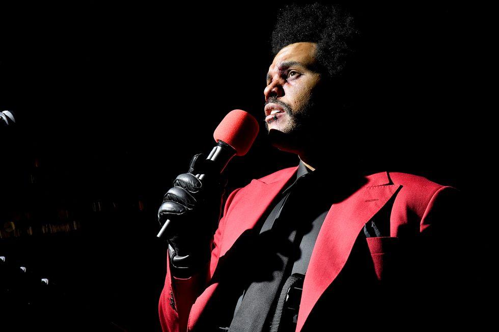 The Weeknd en los MTV Video Music Awards 2020