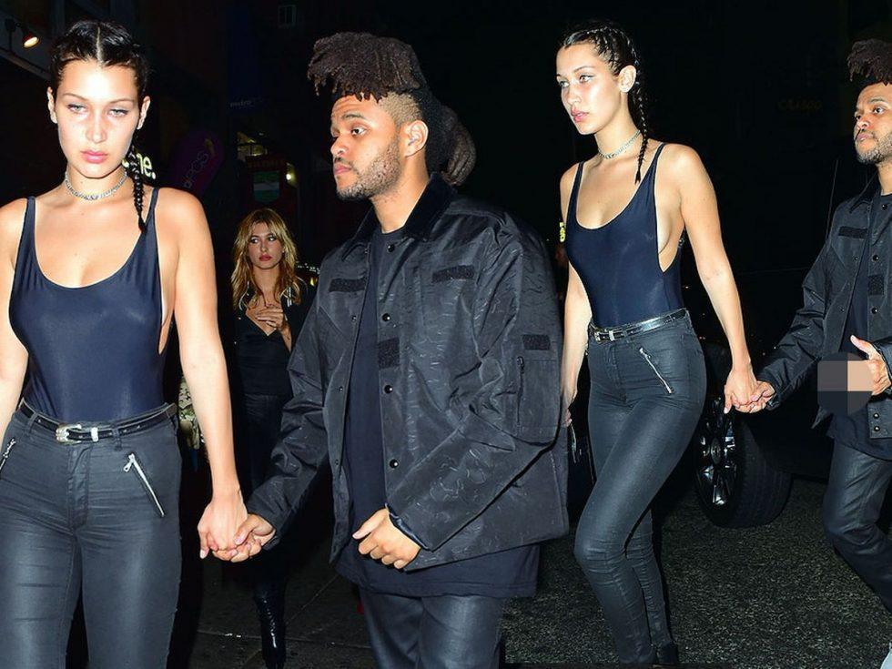 The Weeknd y Bella Hadid