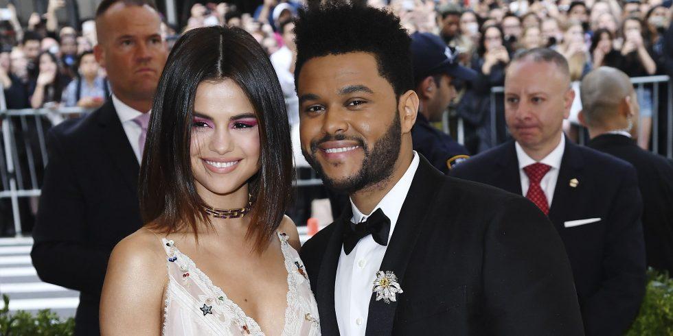 The Weeknd y Selena Gomez