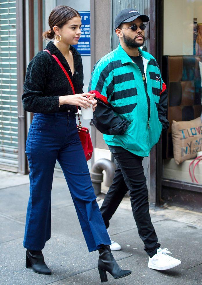 Selena Gomez y Abel