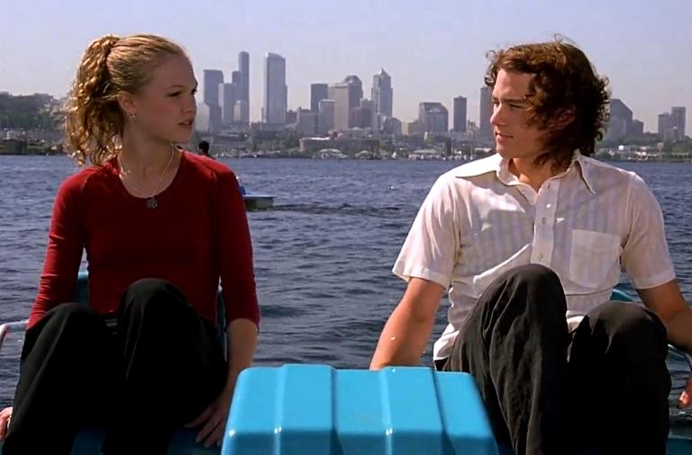 10 películas en San Valentín