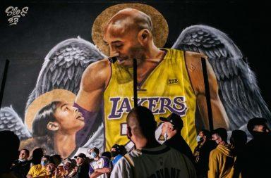 Mural para Kobe
