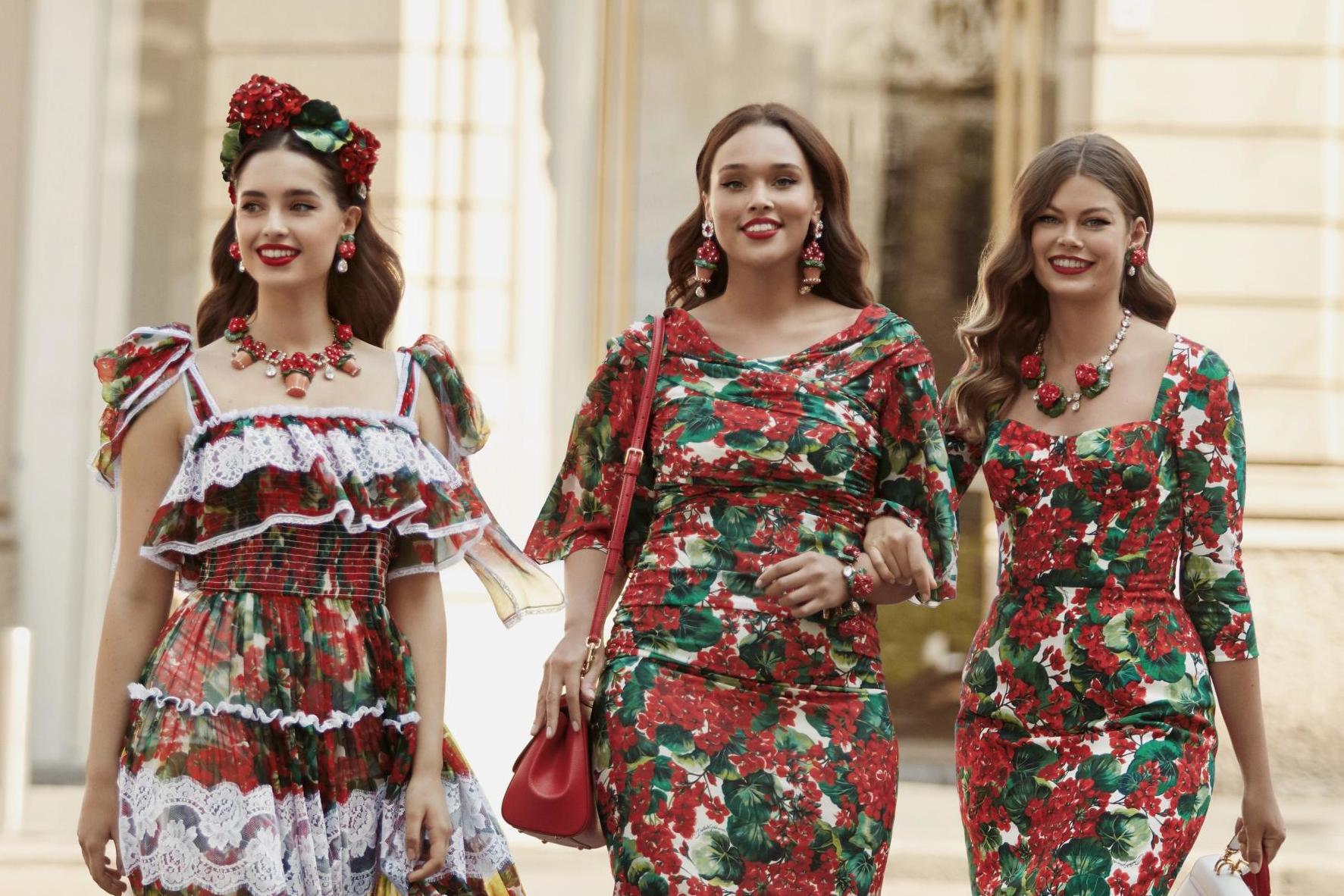 Dolce & Gabbana incluye a modelos de talla grande