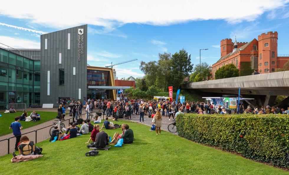 UPC - Universidad de Sheffield