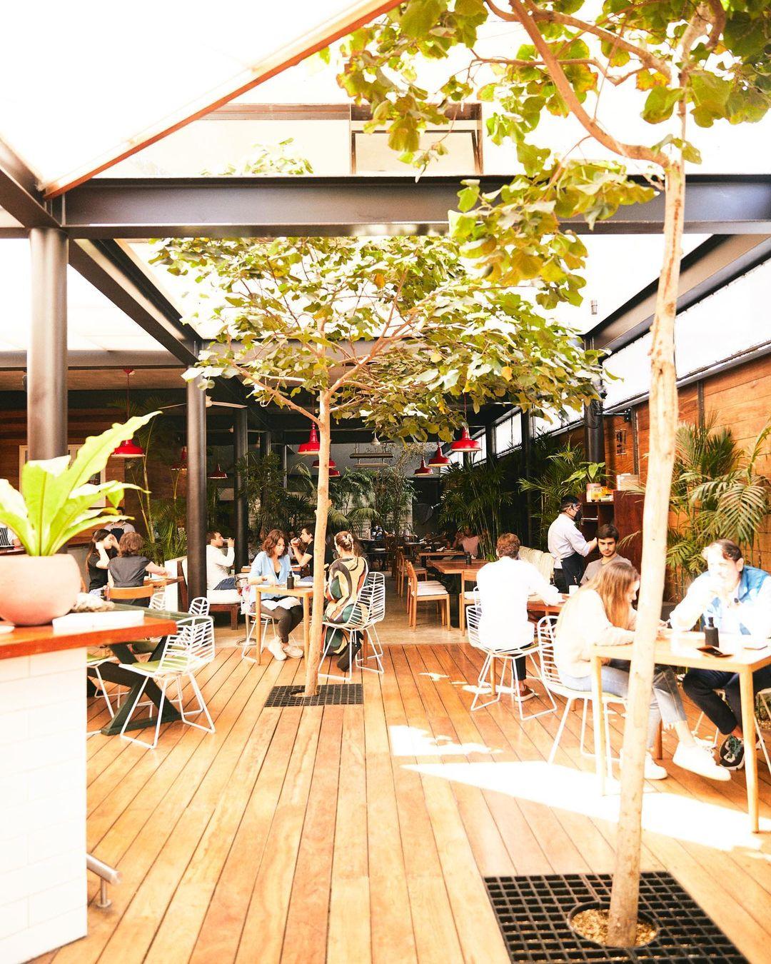 restaurantes Lima - El Mercado