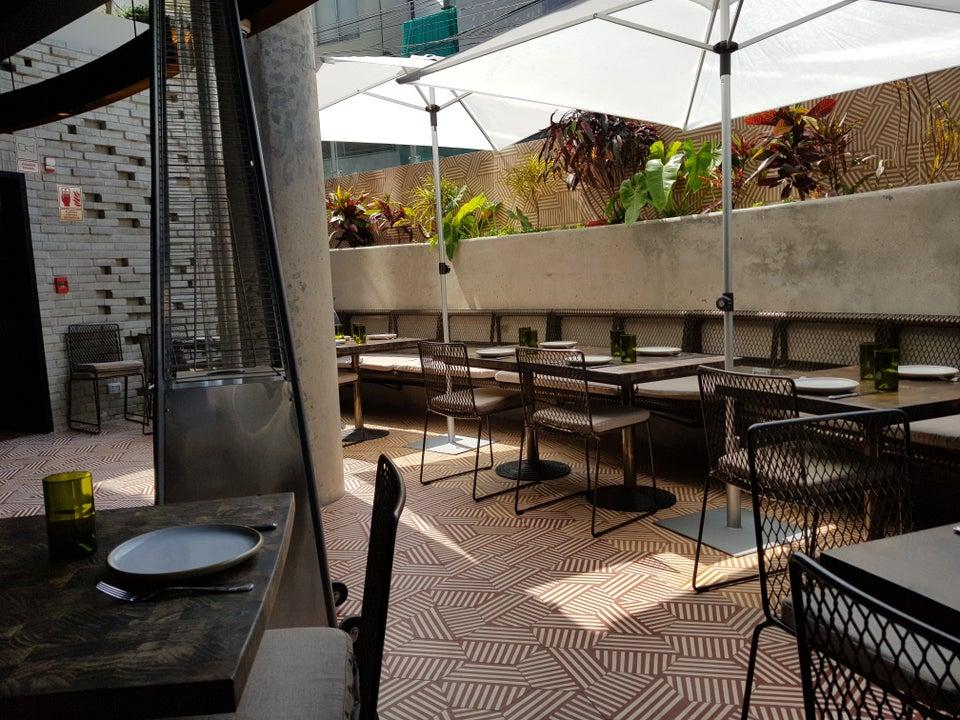 restaurantes Lima - 500 grados
