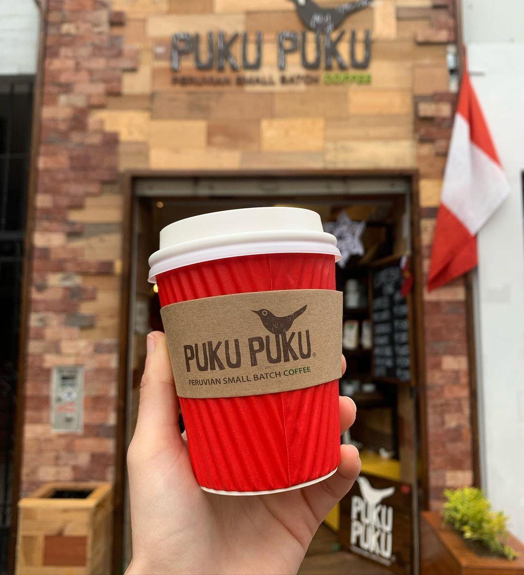 Puku Puku Café - cafés
