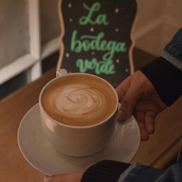 cafés - La Bodega Verde