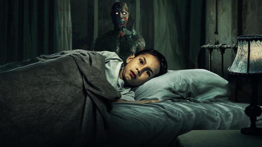 Haunted: Latinoamérica - docuseries
