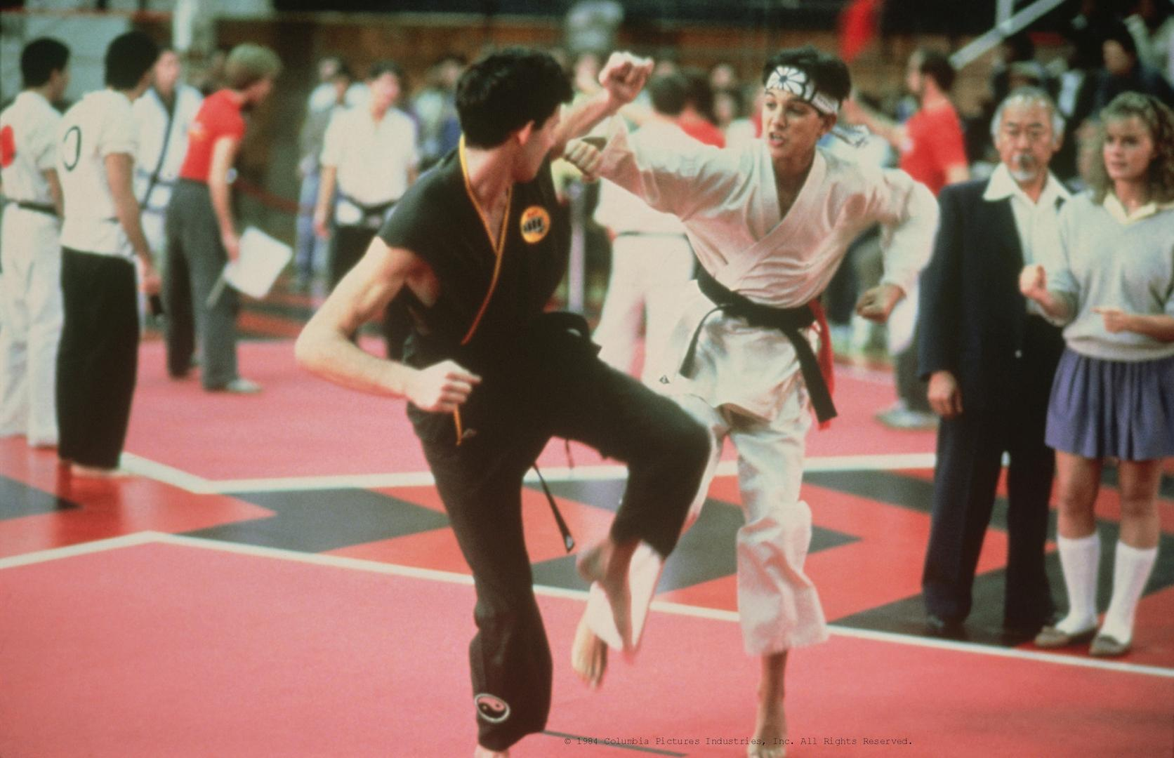 Netflix: Estrenos de Marzo - Karate Kid