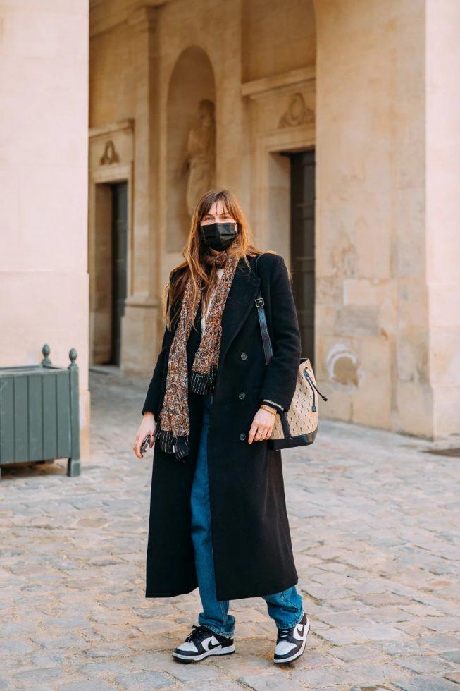 Street style en Fashion Week