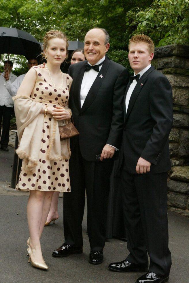 La familia Giuliani