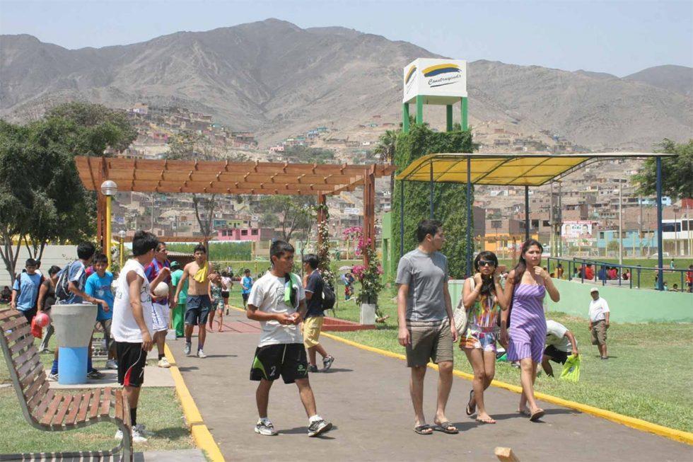 Parques zonales