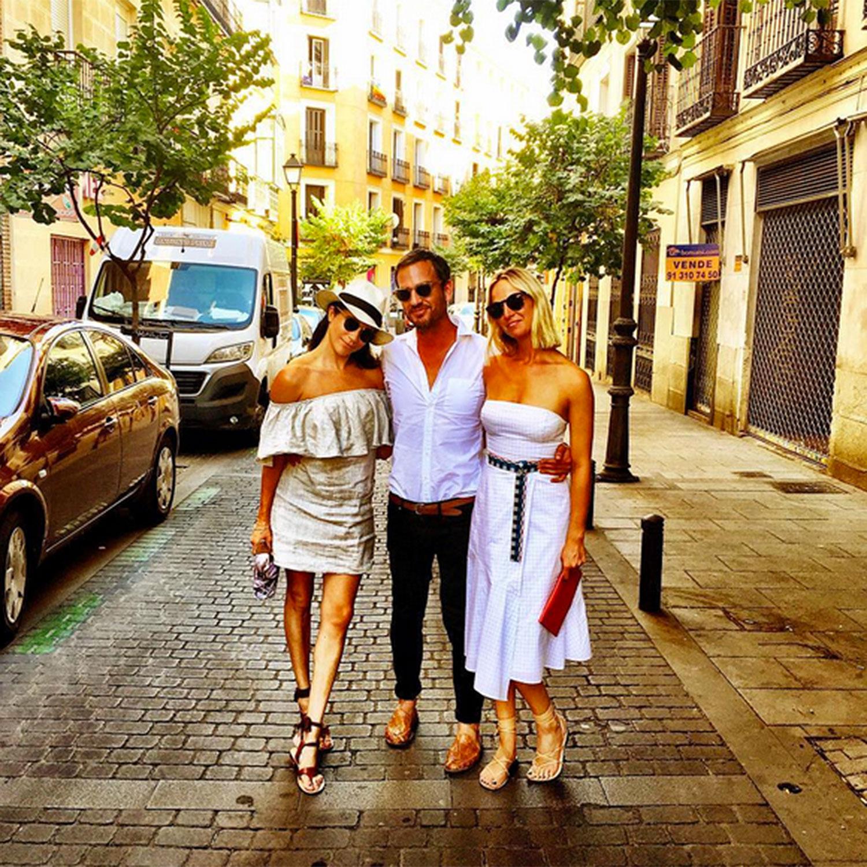 Meghan en Madrid