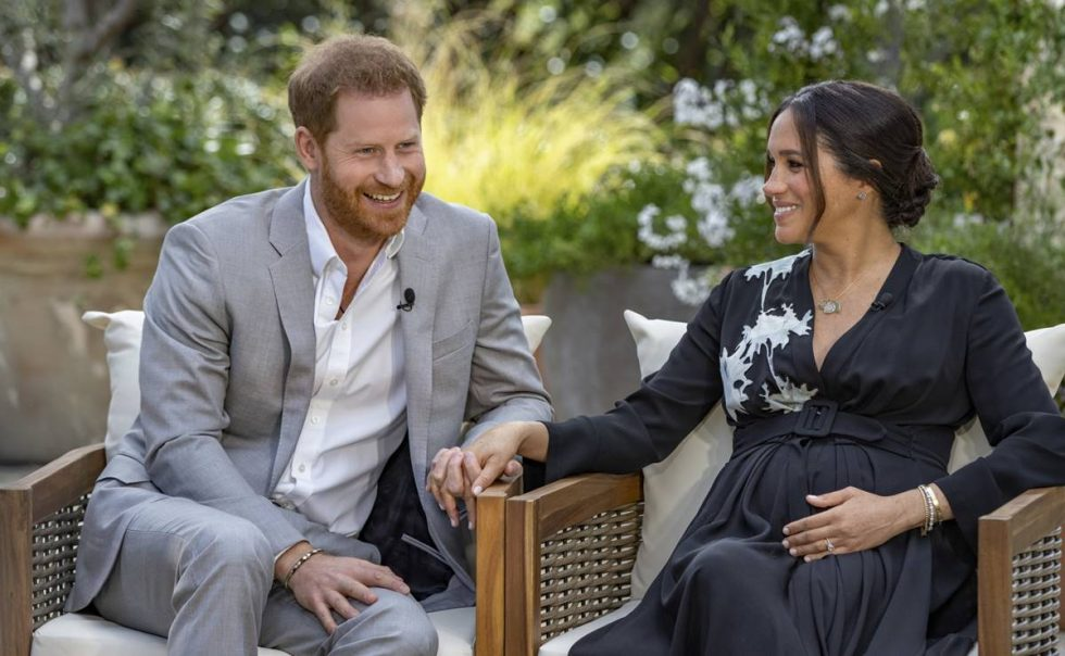 Harry y Meghan - Entrevista Oprah