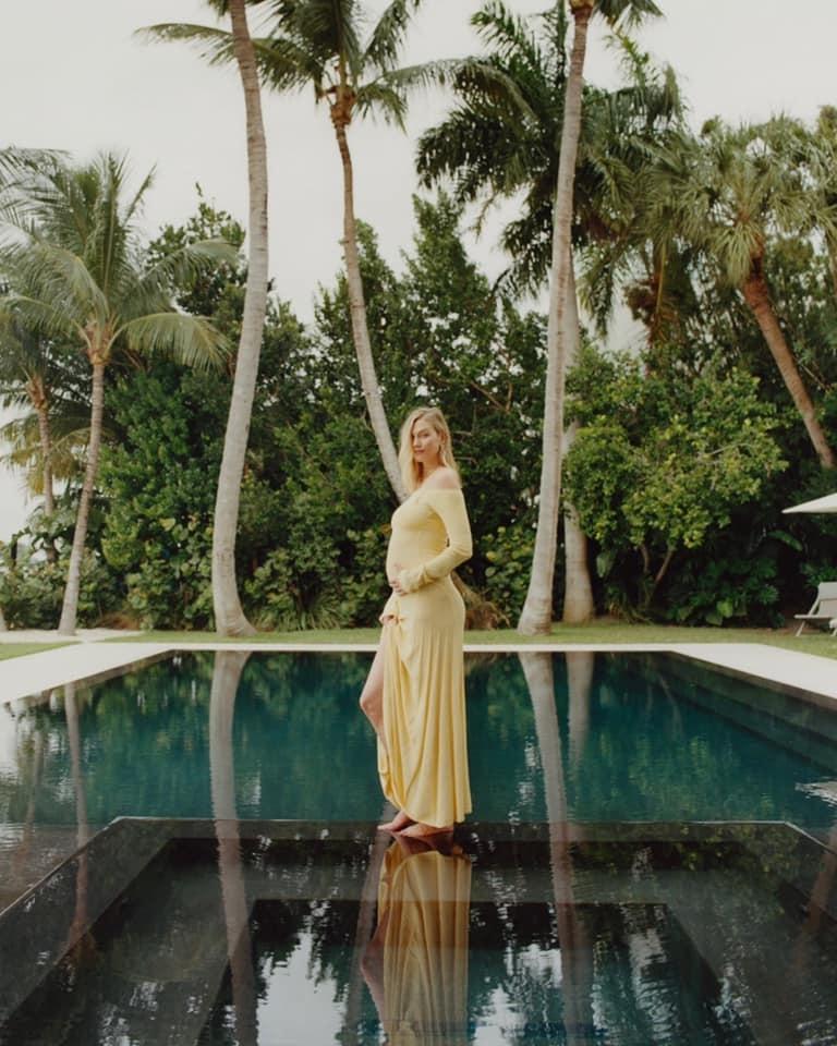 Karlie Kloss da a luz