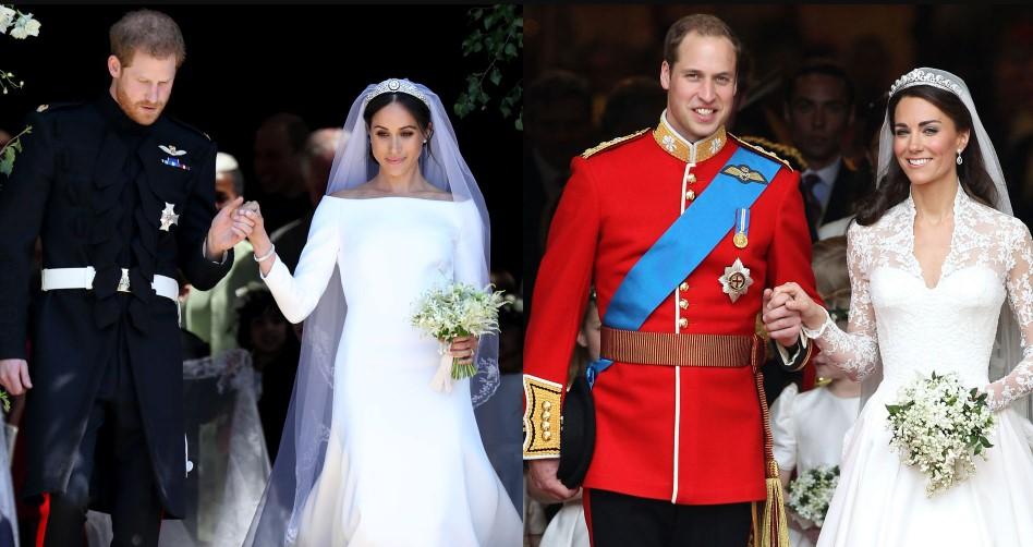 """""""Tanto William como Harry necesitaban cómplices que les mostraran cómo viven realmente las parejas compatibles"""" CRÉDITO: Getty Images;Producciones Harpo"""