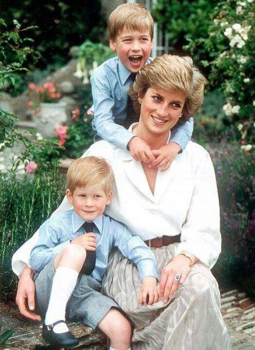 William Harry Diana