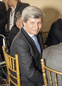 100 años de Luis Bedoya Reyes: Augusto Díaz Felman.