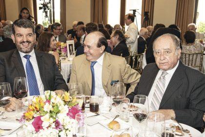 100 años de Luis Bedoya Reyes: Juan Manuel Ostoja, Xavier Barrón y Ántero Florez-Aráoz.