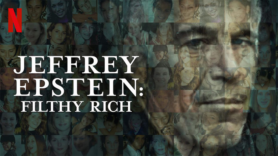 docuseries - Jeffrey Epstein: Asquerosamente rico