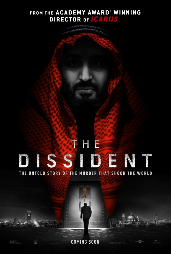 THE DISSIDENT (1)