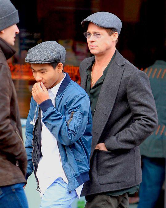 Maddox - hijo de Angelina Jolie y Brad Pitt