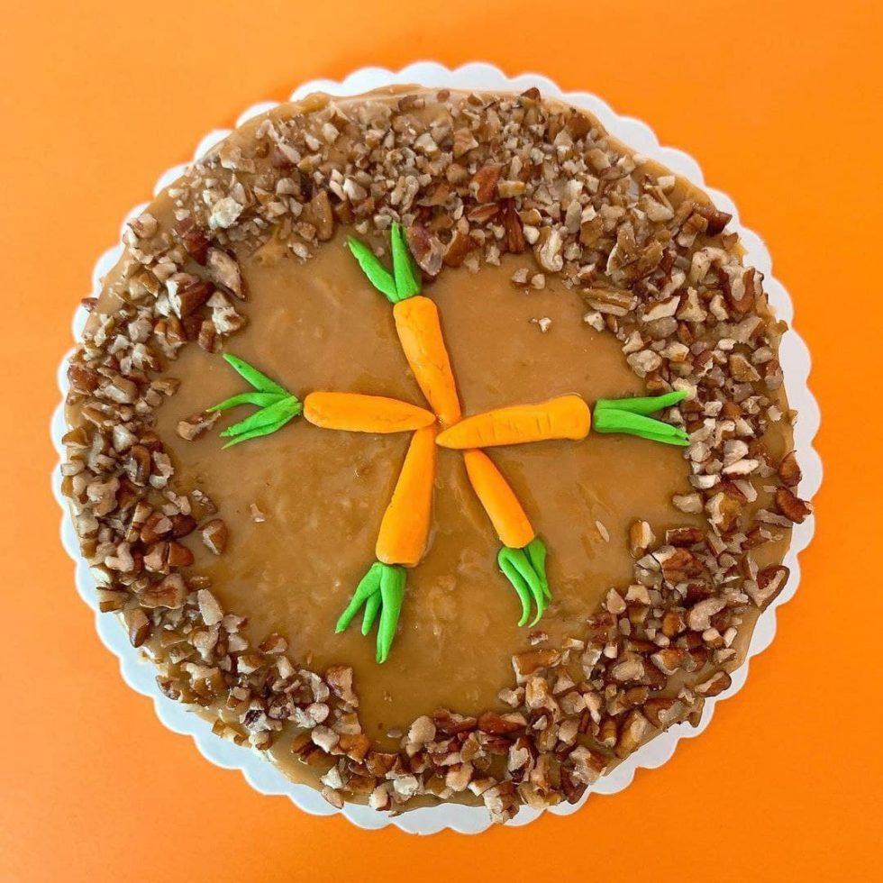 CARROT CAKE - LA TABLE